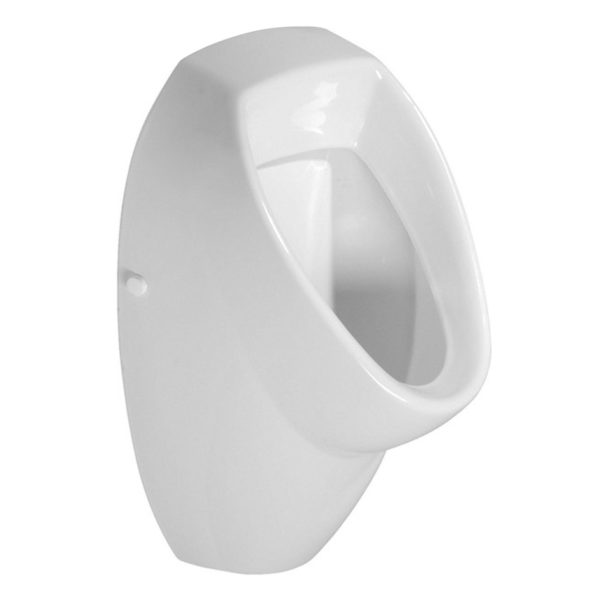 Urinal-Becken Basic, Zulauf verdeckt von hinten