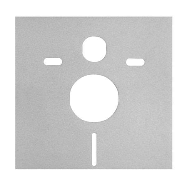 Schallschutz-Matte WC/Bidet