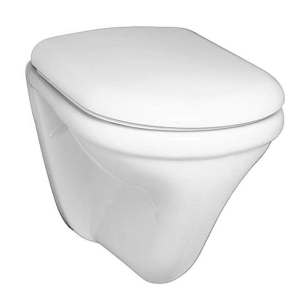 Wand-Flachspül-WC BASIC