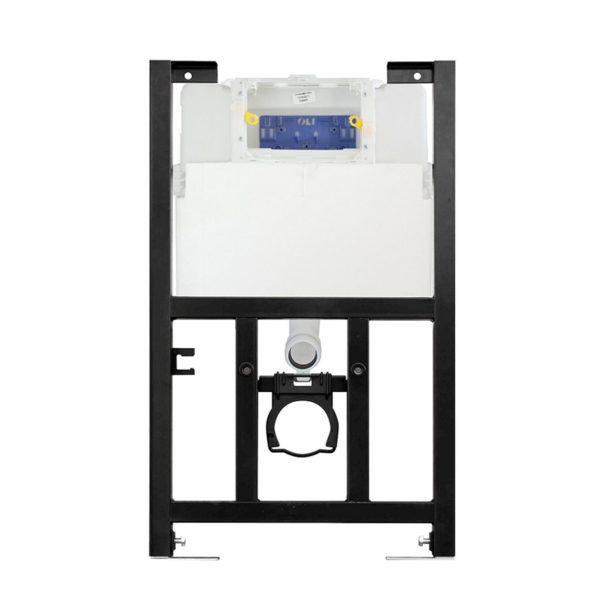 SANwand WC-Element mit UP-Spülkasten Oli, für den Trockenbau, <br> 82,5 cm