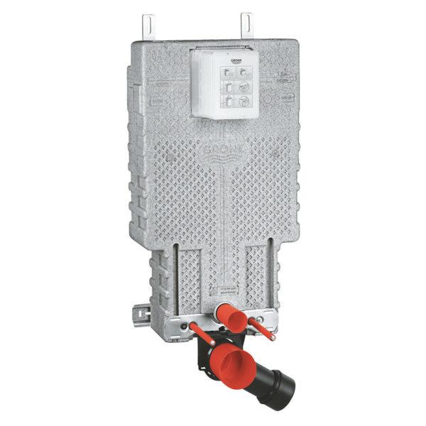 Grohe Uniset WC Vorwand-Element für den Nassausbau mit Spülkasten Grohe GD2