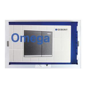 Bauschutz zu Spülkasten Geberit Omega