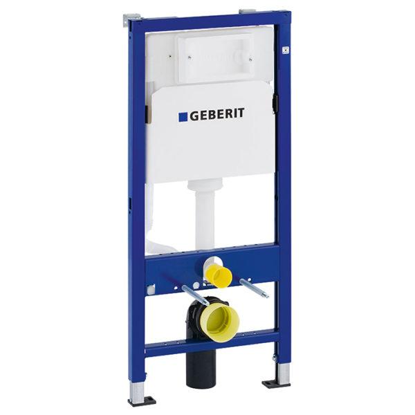 Geberit DuofixBasic Element für Wand-WC, 112 cm, mit Delta UP-Spülkasten