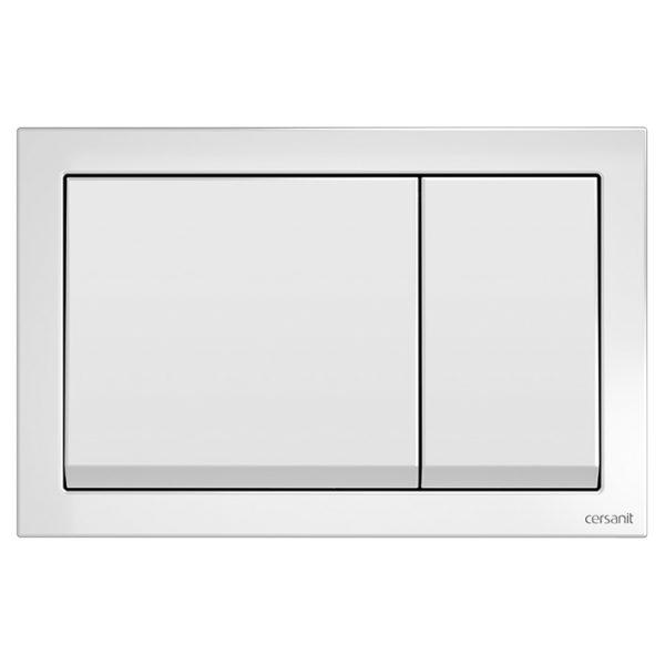 SANwand WC-Element, <br>40 cm breit + Wand WC + WC-Sitz + Betätigungsplatte + Schallschutzmatte