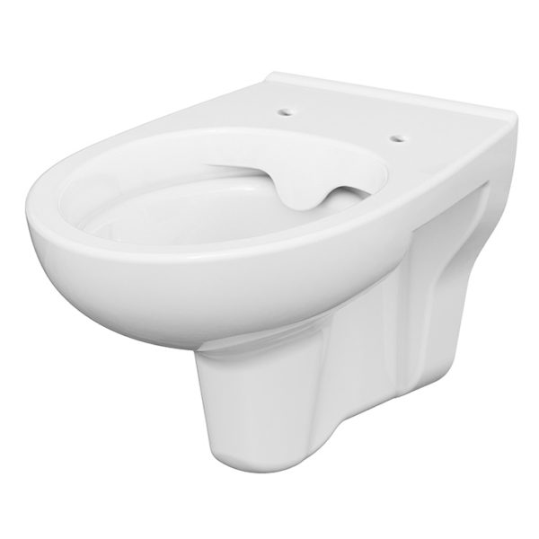 SANwand WC-Element mit Geberit UP-Spülkasten Sigma + Betätigungsplatte Sigma01 + Schallschutzmatte + Wand WC spülrandlos + WC-Sitz