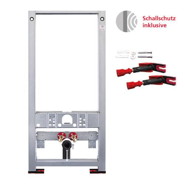 Burda Montageelement für Bidet, 112 cm, Universal