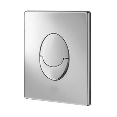 """Cersanit spülrandloses Wand WC-Set komplett inkl. Grohe Rapid SL WC-Element + WC-Sitz """"City""""<br>+ Betätigungsplatte Grohe Skate Air <br>+ Schallschutzmatte"""