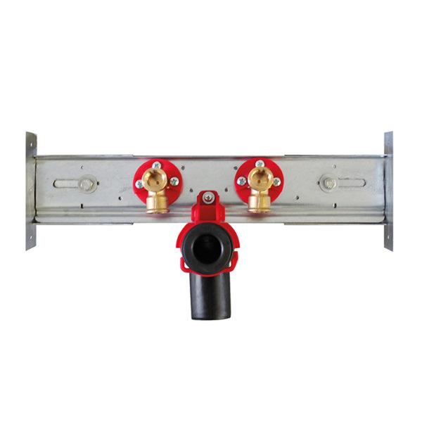 Universal Armaturenplatte für Küchenspüle